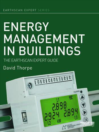 Energy Management in Buildings The Earthscan Expert Guide book cover