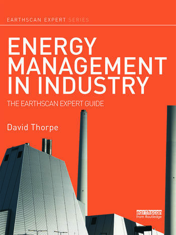 Energy Management in Industry The Earthscan Expert Guide book cover