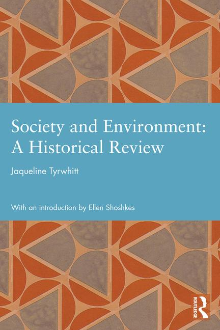 Society and Environment: A Historical Review book cover
