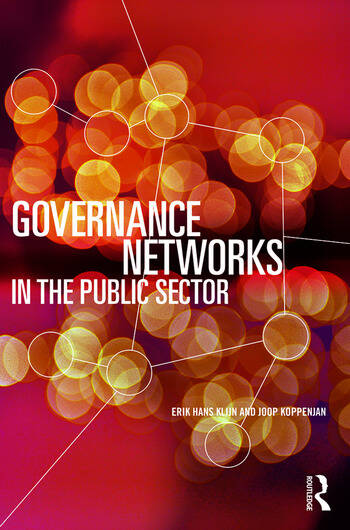 Governance Networks in the Public Sector book cover