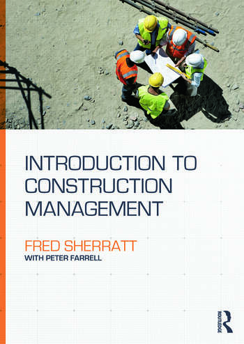 Introduction to Construction Management book cover
