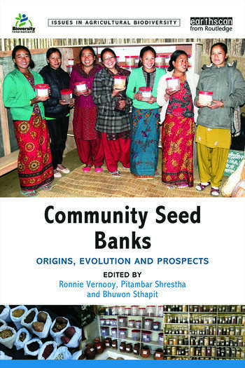 Community Seed Banks Origins, Evolution and Prospects book cover