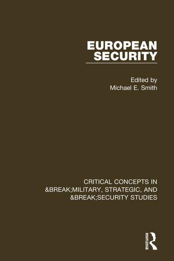 European Security book cover