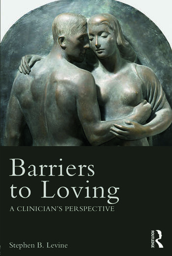 Barriers to Loving A Clinician's Perspective book cover