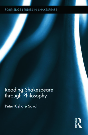 Reading Shakespeare through Philosophy book cover