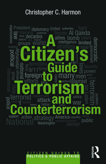 A Citizen's Guide to Terrorism and Counterterrorism book cover