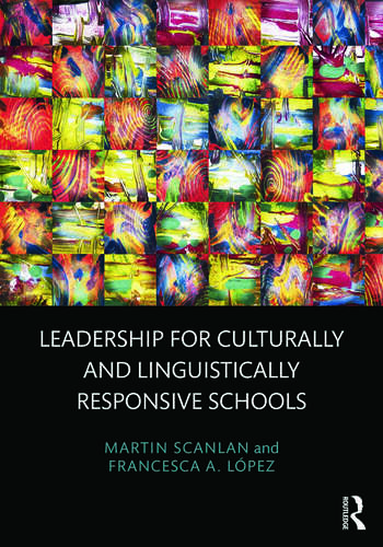 Leadership for Culturally and Linguistically Responsive Schools book cover