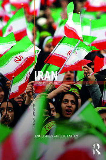 Iran Stuck in Transition book cover