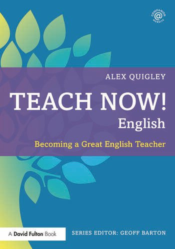 Teach Now! English Becoming a Great English Teacher book cover