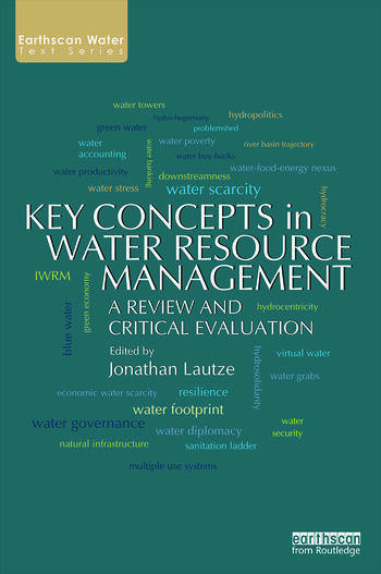 Key Concepts in Water Resource Management A Review and Critical Evaluation book cover