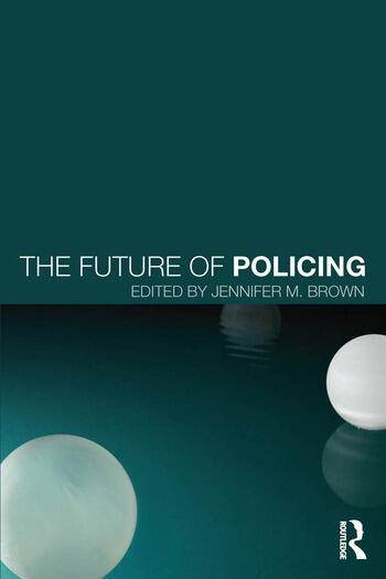 The Future of Policing book cover
