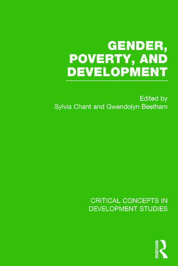 Gender, Poverty, and Development book cover