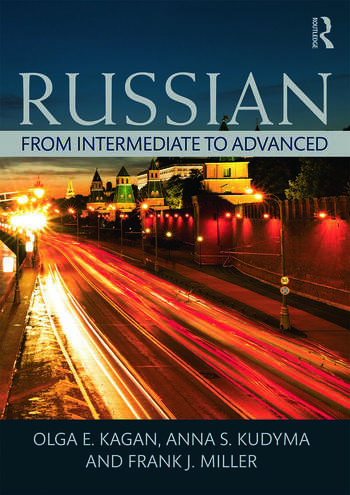 Russian From Intermediate to Advanced book cover