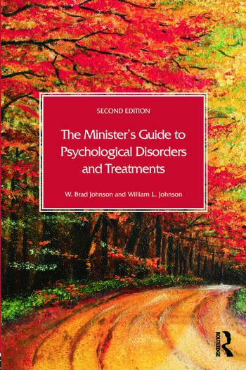 The Minister's Guide to Psychological Disorders and Treatments book cover