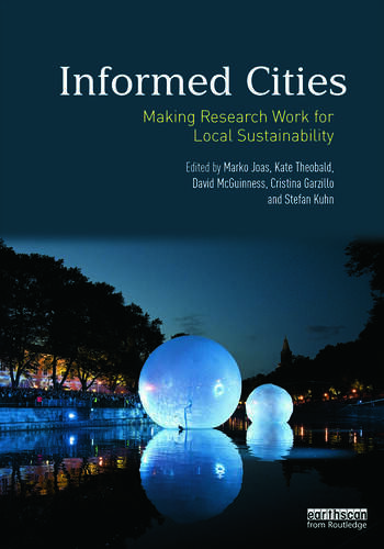 Informed Cities Making Research Work for Local Sustainability book cover