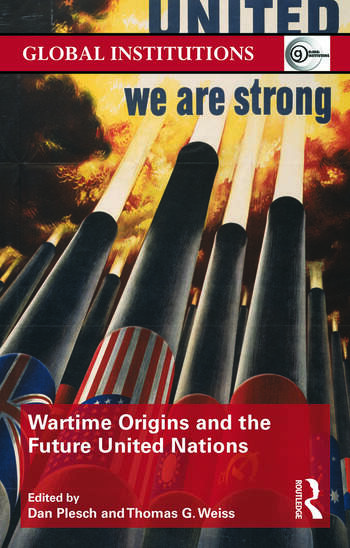 Wartime Origins and the Future United Nations book cover