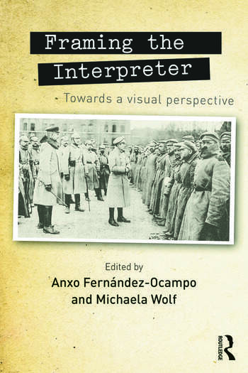 Framing the Interpreter Towards a visual perspective book cover
