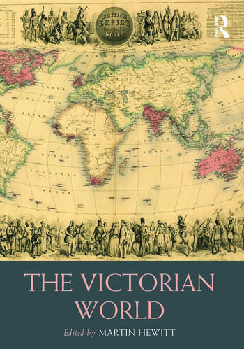 The Victorian World book cover