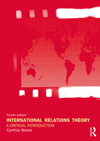 International Relations Theory A Critical Introduction book cover