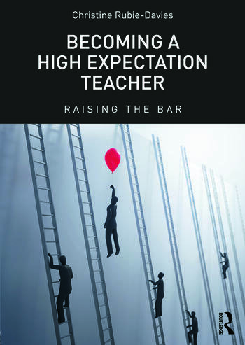 Becoming a High Expectation Teacher Raising the bar book cover