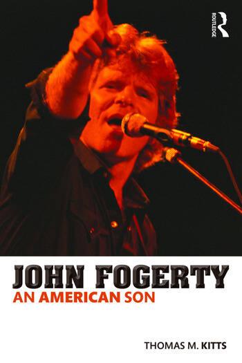 John Fogerty An American Son book cover