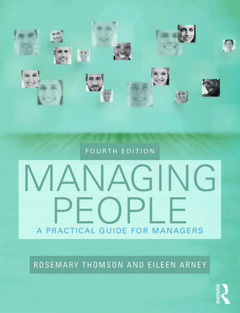Managing People A Practical Guide for Front-line Managers book cover