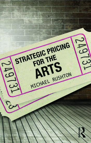 Strategic Pricing for the Arts book cover