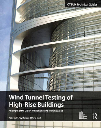 Wind Tunnel Testing of High-Rise Buildings book cover
