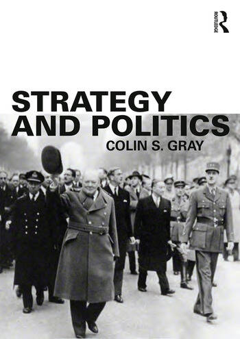 Strategy and Politics book cover
