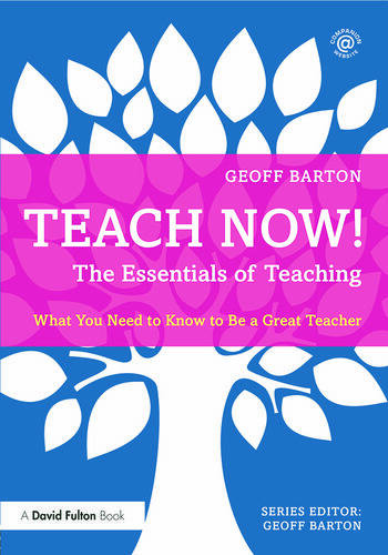 Teach Now! The Essentials of Teaching What You Need to Know to Be a Great Teacher book cover