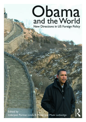 Obama and the World New Directions in US Foreign Policy book cover