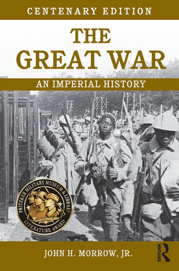 The Great War An Imperial History book cover