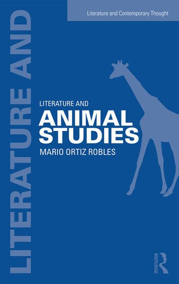 Literature and Animal Studies book cover