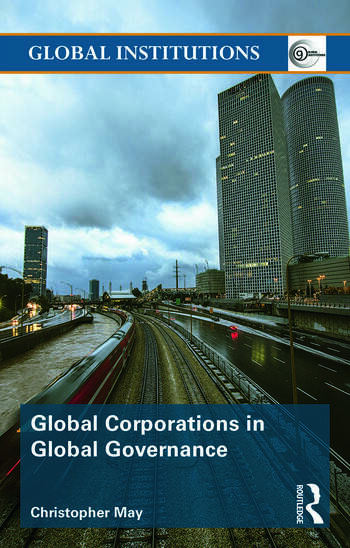 Global Corporations in Global Governance book cover