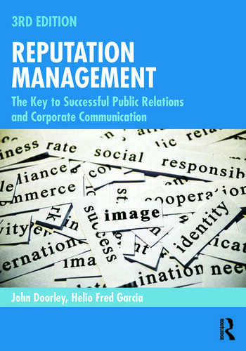 Reputation Management The Key to Successful Public Relations and Corporate Communication book cover