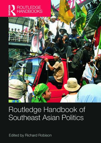 Routledge Handbook of Southeast Asian Politics book cover