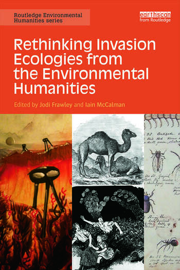 Rethinking Invasion Ecologies from the Environmental Humanities book cover