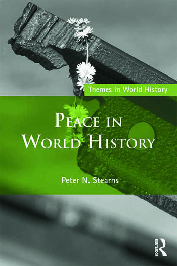 Peace in World History book cover