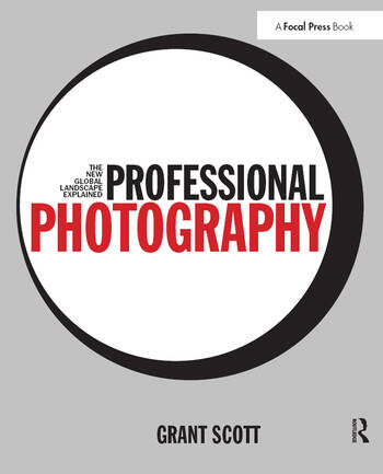 Professional Photography The New Global Landscape Explained book cover