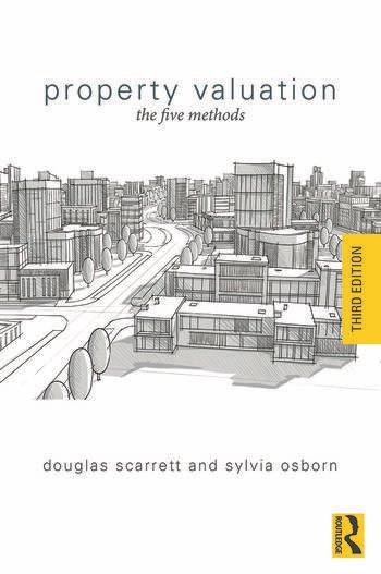 Property Valuation The Five Methods book cover