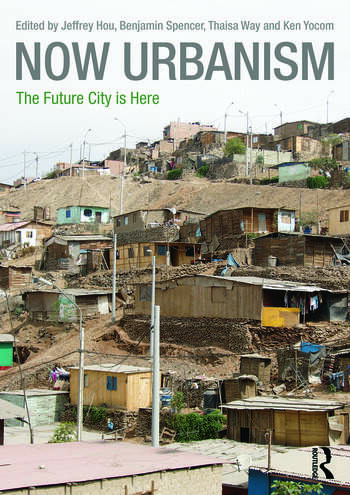 Now Urbanism The Future City is Here book cover