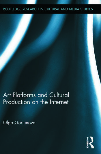 Art Platforms and Cultural Production on the Internet book cover
