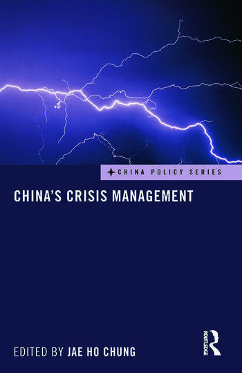China's Crisis Management book cover