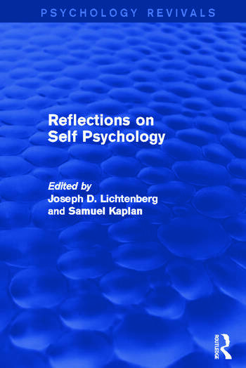 Reflections on Self Psychology book cover