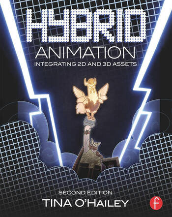 Hybrid Animation Integrating 2D and 3D Assets book cover
