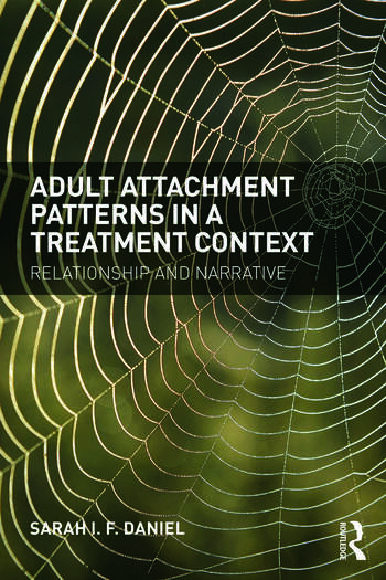 Adult Attachment Patterns in a Treatment Context Relationship and narrative book cover