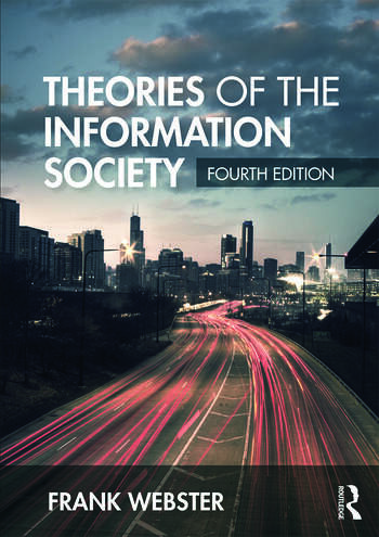Theories of the Information Society book cover