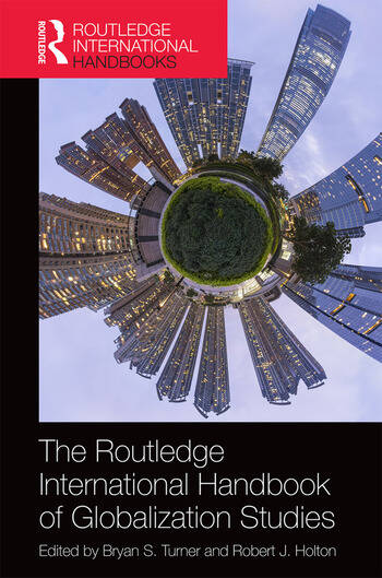 The Routledge International Handbook of Globalization Studies Second edition book cover