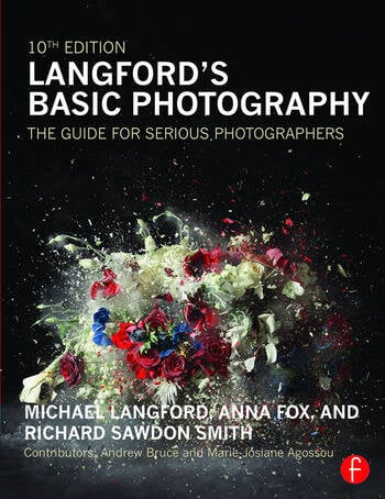 Langford's Basic Photography The Guide for Serious Photographers book cover