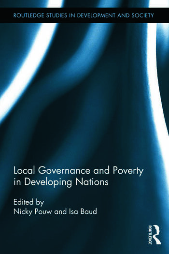 Local Governance and Poverty in Developing Nations book cover